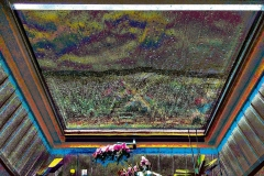 "Brigitte Friant Kessler ""Turners-window"" de Saverne"
