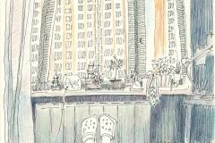 Daria Olerinskaya, Moscou, Russie, #ink_and_pencil