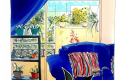Drawing_Paris, qui dessine la vue de votre fenêtre, Paris