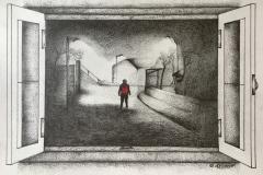 "Edouardo Artist ""Nocturne"" à Chatenay-Malabry"