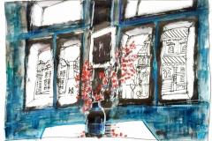 "Rajesh Dhawan "" View fron the kitchen windows"", Prague, Czech Republic, @Rajeshdhawan3141"