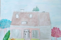 Romane Daniel-Pellet, 12-ans de Buc, France