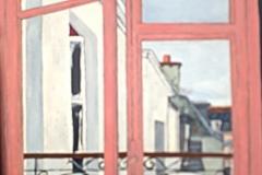 "Ilady Tresor, ""Fenêtre sur Cour"", Rue de Gergovie, Paris 14"